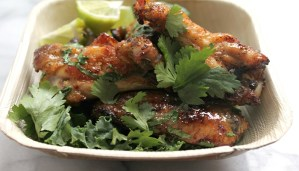 Enjoy delicious and easy to make chicken wings and chicken noodles recipes this weekend!