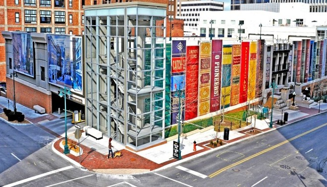 Kansas-City-library-in-Missouri-USA-Netmarkers