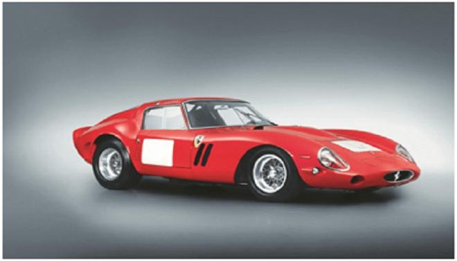 Ferrari 250 GTO Berlinetta -Netmarkers