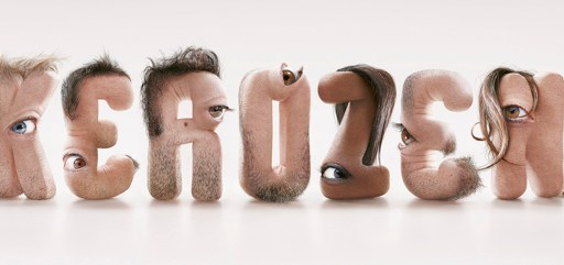 Kerozen-typeface