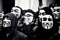 Anonymous hacker groups