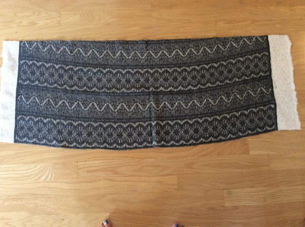 off-grain fabric