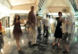 Blurry Dancing 1