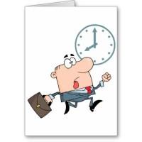 چرا همیشه دیرمان میشود؟