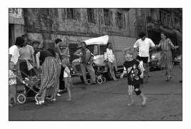 Alaunstrasse zur BRN 1993