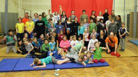 Insgesamt 53 Kids nahmen am Zirkuscamp teil.