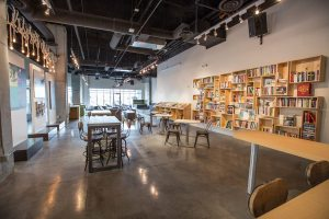 The Window, a multi-purpose space located Downtown at The Ogden, officially opened its doors this week.