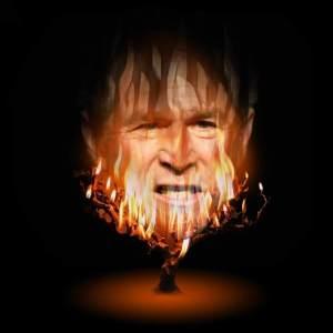 Smouldering Bush