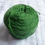 Yarn Yard Green Sock Yarn