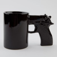 Handgun Coffee Mug