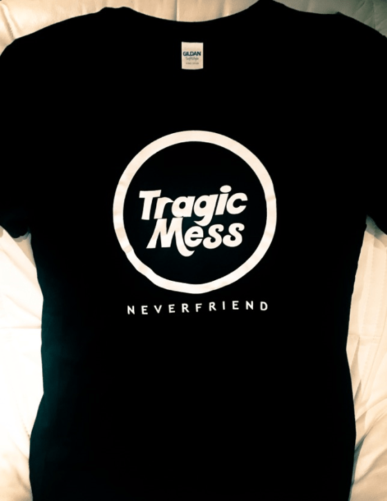 T-Shirt - Tragic Mess (Men's)