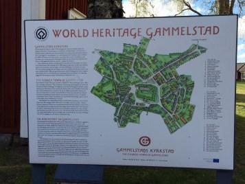 Gammelstad Kirchstadt