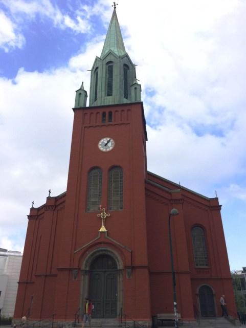 St. Petri Kirche Stavanger