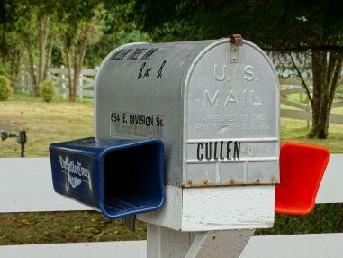 Briefkasten Cullen