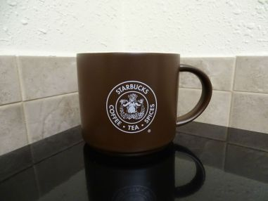 Seattle Starbucks Tasse