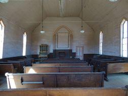 Ghosttown Bodie - Kirche