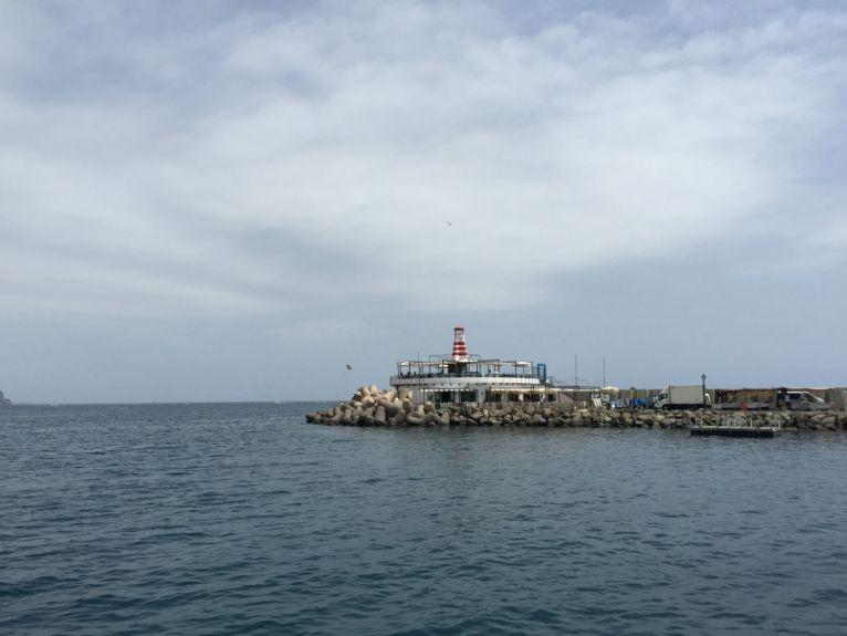 Leuchtturm, Puerto de Mogán