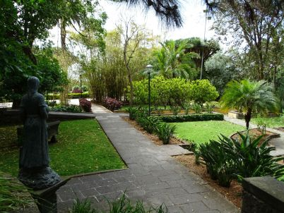 Stadtpark Arucas