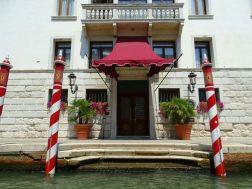 Zugang Hotel Boscolo
