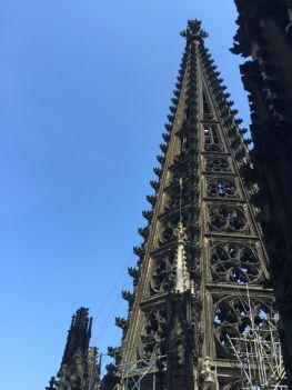 Turmbesteigung Kölner Dom