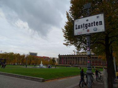 Lustgarten Berlin