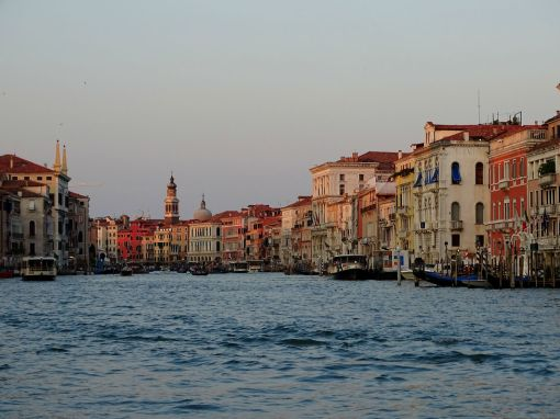 Bootstour auf dem Canal Grande