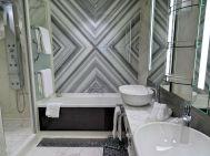 Badezimmer im Suitenbereich The Haven