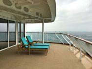 Balkon im Suitenbereich The Haven