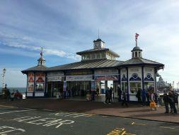 Eingang Pier