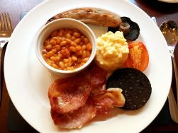 Full English Breakfast im ABode Canterbury