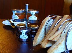 Frühstück im ABode Canterbury