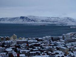 Hausberg Esja, Reykjavík