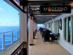 Waterfront auf der Norwegian Escape