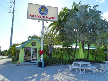 Key Lime Pie Factory