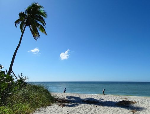 Sanibel Public Beach