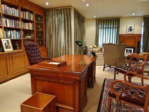 Nelson Mandelas Büro
