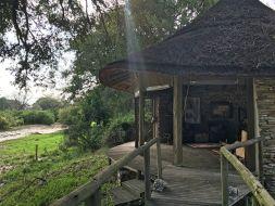 Bibliothek, Tintswalo Safari Lodge