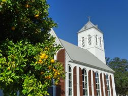 Old Christ Church, Historic Pensacola Village
