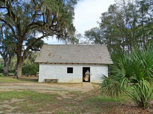 Wohnhaus der Siedler