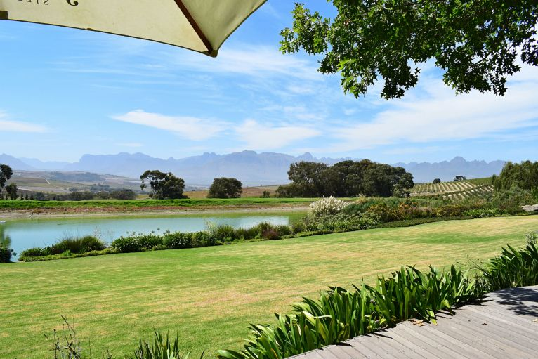 Jordan Wine Estate, Stellenbosch