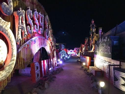 Neon Museum, Las Vegas