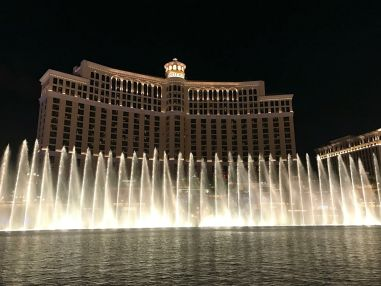 Bellagio Wassershow