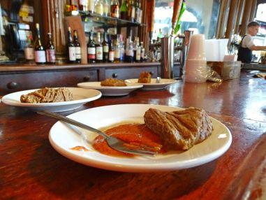 Slow-cooked Creole Beef Brisket