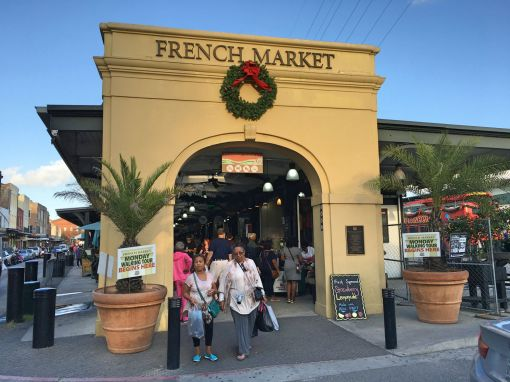 French Market, New Orleans