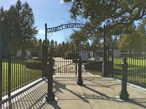 Charity Hospital Cemetery