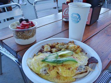 Frühstück bei Woody's