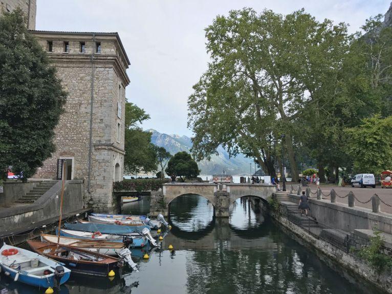 Stadtburg Rocca, Riva del Garda