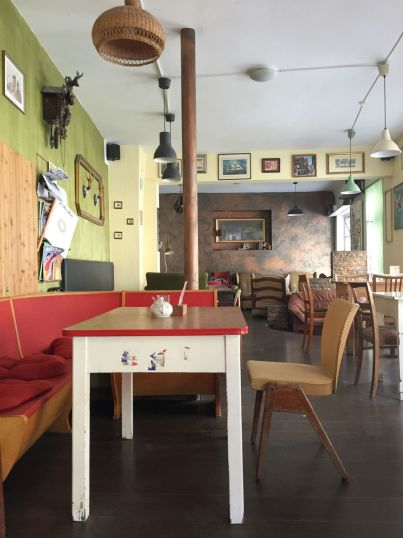 Café Heimathafen in Bayreuth