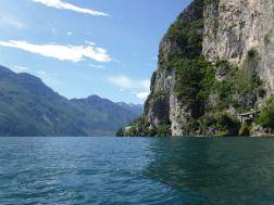 Kajak-Tour auf dem Gardasee