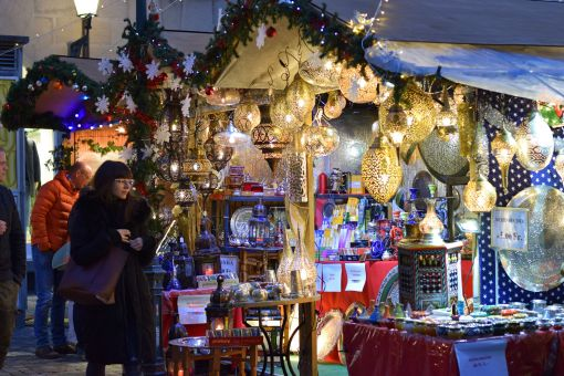 Weihnachtsmarkt im Niederdorf